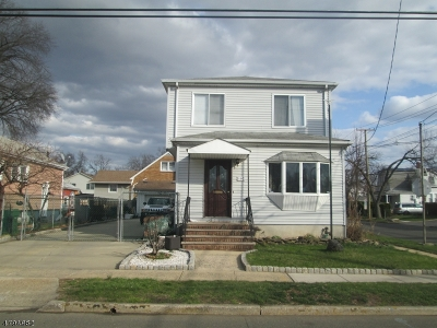 Linden City Single Family Home For Sale: 102 E Linden Ave