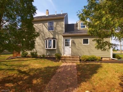 Franklin Twp. Single Family Home For Sale: 286 Whitebridge Road