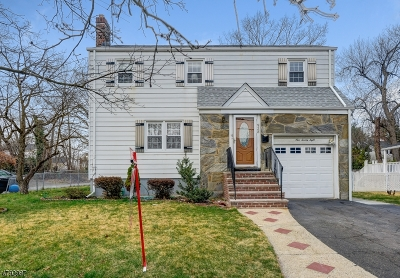 Union Twp. Single Family Home For Sale: 928 Arnet Ave