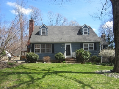 Passaic County Single Family Home For Sale: 23 Riverview Rd
