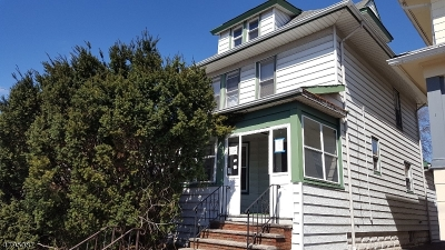 Clifton City Single Family Home For Sale: 241 Trenton Ave