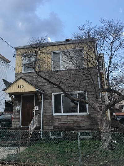 Paterson City Multi Family Home For Sale: 123 Buffalo Ave