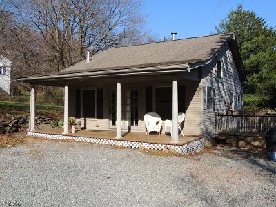 Alexandria Twp. Single Family Home For Sale: 286 Rick Rd