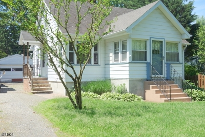 Rockaway Twp. Single Family Home For Sale: 7 Telemark Rd