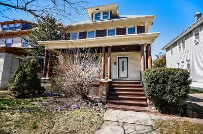 Elizabeth City Single Family Home For Sale: 472-474 Union Ave