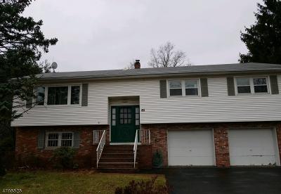 Hawthorne Boro NJ Single Family Home For Sale: $344,500
