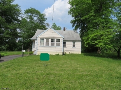 Morris County Single Family Home For Sale: 127 Riveredge Rd
