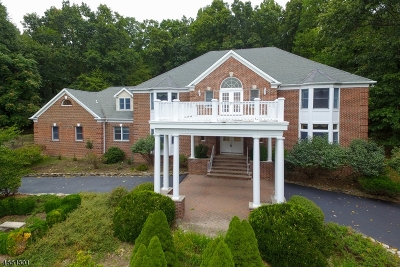Morris County Single Family Home For Sale: 11 Beacon Hill Dr