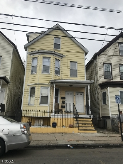 Elizabeth City Multi Family Home For Sale: 632 Franklin St