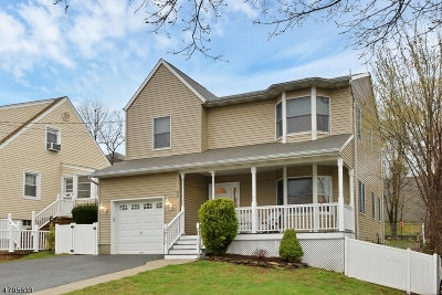 Clifton City Single Family Home For Sale: 82 Viola Ave