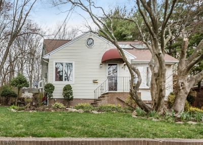 Wyckoff Twp. Single Family Home For Sale: 511 Franklin Ter