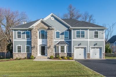 Florham Park Boro Single Family Home For Sale: 128 Crescent Rd