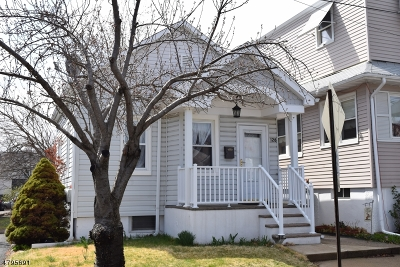 Hawthorne Boro Single Family Home For Sale: 128 5th Ave