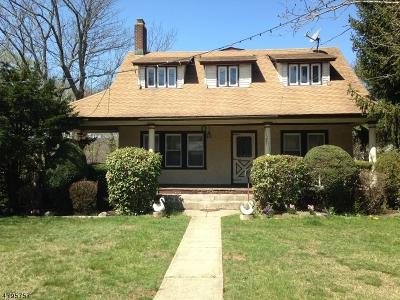 Oakland Boro Single Family Home For Sale: 247 Ramapo Valley Rd