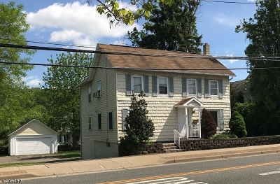 Sparta Twp. Single Family Home For Sale: 3 Main St