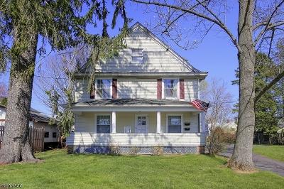 Bernardsville Boro Multi Family Home For Sale: 50 Mount Airy Rd