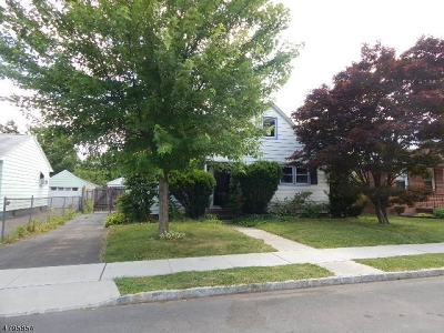 Bound Brook Boro Single Family Home For Sale: 344 Grove Ave