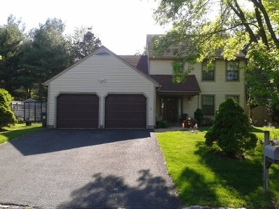 Single Family Home For Sale: 5 Susquehanna Trl