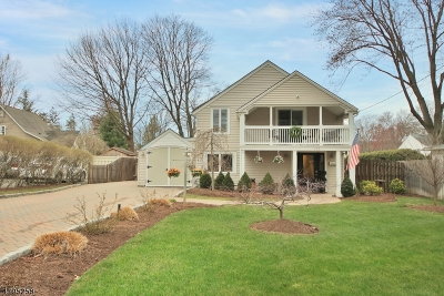 Wyckoff Twp. Single Family Home For Sale: 155 Cottage Rd