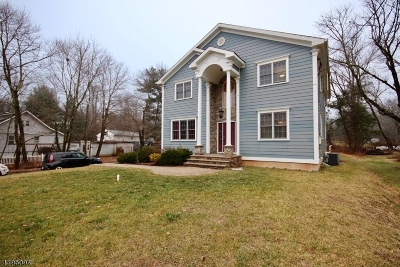 Bernards Twp., Bernardsville Boro Single Family Home For Sale: 77 Martinsville Rd