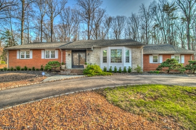 Warren Twp. Single Family Home For Sale: 120 Smoke Rise Dr