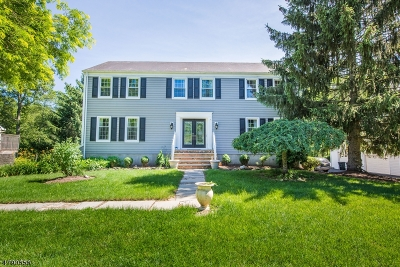 Long Hill Twp Single Family Home For Sale: 155 Cottage Pl W