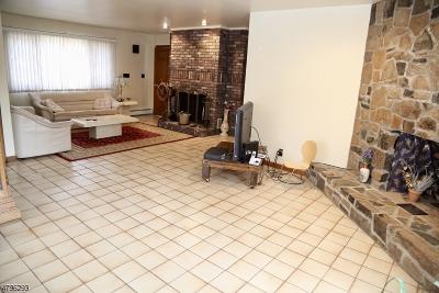Roseland Boro Single Family Home For Sale: 497 Eagle Rock Ave