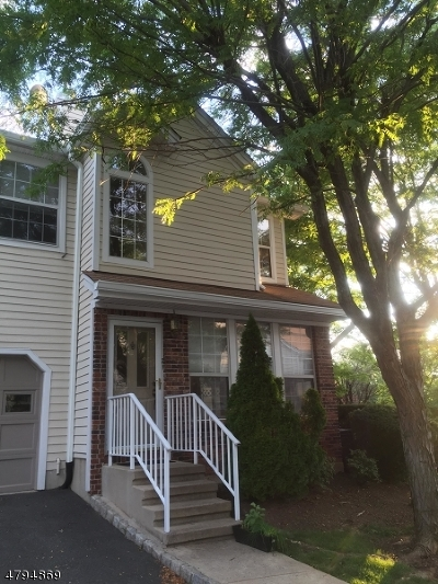 Bedminster Twp. Condo/Townhouse For Sale: 21 High Pond Ln