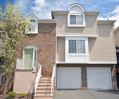 Berkeley Heights Condo/Townhouse For Sale: 6 Whispering Way W