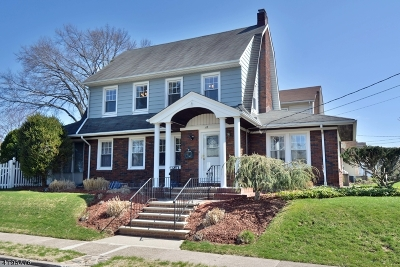 Hawthorne Boro Single Family Home For Sale: 69 Brookside Ave