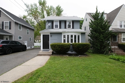 Union Twp. Single Family Home For Sale: 294 Winfield Ter