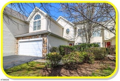 Bernards Twp. Condo/Townhouse For Sale: 26 Georgetown Court