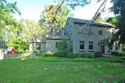 Long Valley Single Family Home For Sale: 9 Pickle Rd