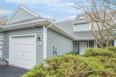 Montville Twp. Condo/Townhouse For Sale: 14 Ridge Dr