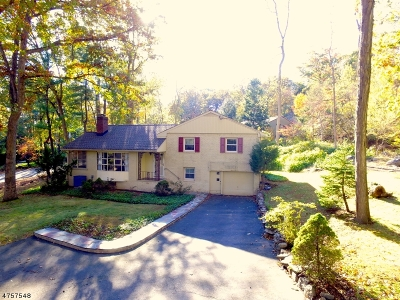 Montville Twp. NJ Single Family Home For Sale: $499,000