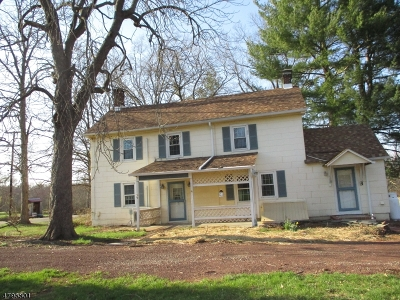 Union Twp. Single Family Home For Sale: 102 Perryville Rd