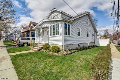 Union Twp. Single Family Home For Sale: 1398 Orange Ave