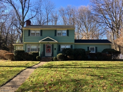 Wyckoff Twp. Single Family Home For Sale: 45 Leonard Dr