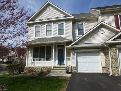 Woodland Park Condo/Townhouse For Sale: 44 Winding Way