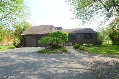 Flemington Boro, Raritan Twp. Single Family Home For Sale: 102 Leffler Hill Rd