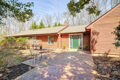 Bernards Twp. Single Family Home For Sale: 99 Culberson Rd