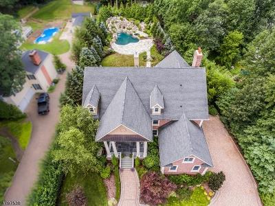 Morristown Single Family Home For Sale: 7 Ogden Pl