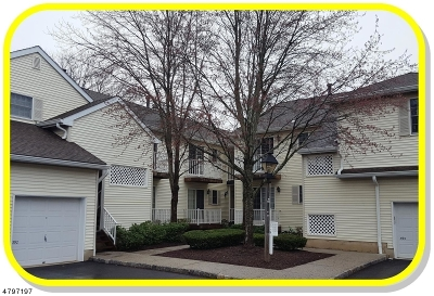 Bernards Twp. Condo/Townhouse For Sale: 385 Potomac Dr