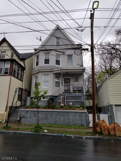 Prospect Park Boro Multi Family Home For Sale: 247 N 6th St