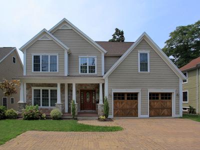 Bernardsville Boro Single Family Home For Sale: 26 Anderson Hill Rd