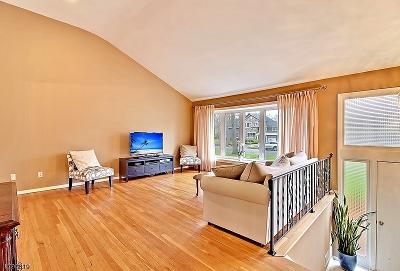 Berkeley Heights Single Family Home For Sale: 88 Tudor Ln