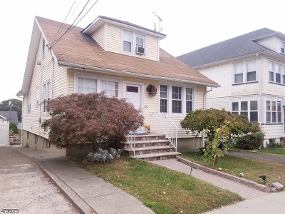 Haledon Boro Single Family Home For Sale: 330 Southside Ave