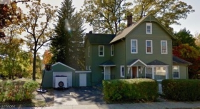 Dover Town Multi Family Home For Sale: 338 E Blackwell St, A B