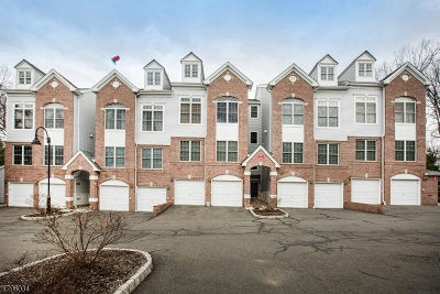 Hawthorne Boro NJ Condo/Townhouse For Sale: $399,000