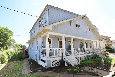 Bound Brook Boro Single Family Home For Sale: 349 W 2nd St